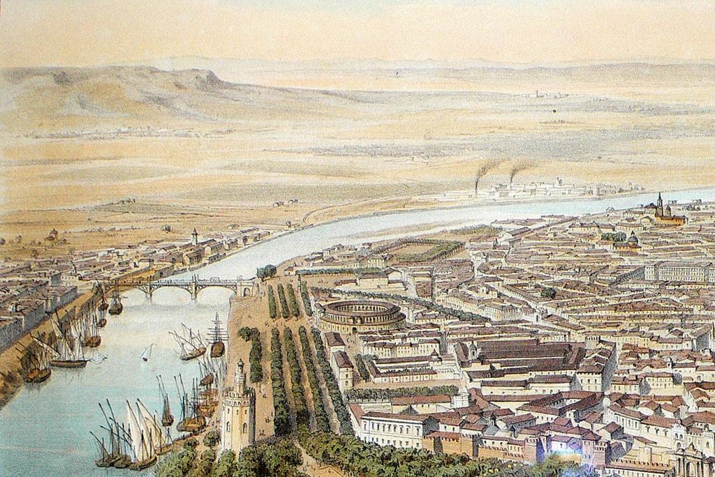 1860, Sevilla navegable