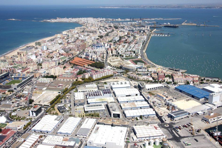 Zona Franca Cádiz, Serviport