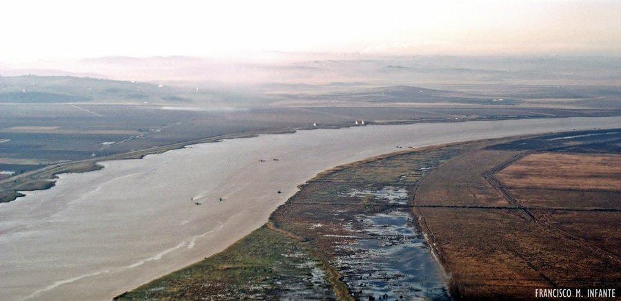 dragado de mantenimiento, río Guadalquivir